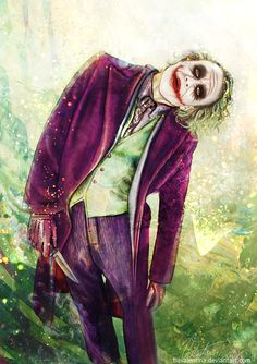 Joker: We're All Mad by TIAvalentina.deviantart.com on @DeviantArt