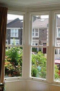 Internal view of Ultimate Rose sash windows #sashwindows