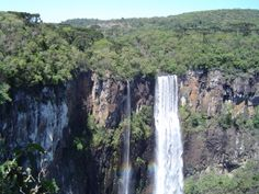 Sao Francisco waterfall, 120m , prudentopolis