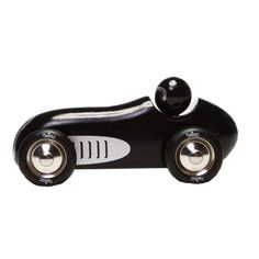Sports Car - Black
