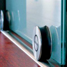 Frameless Glass Splashback Door