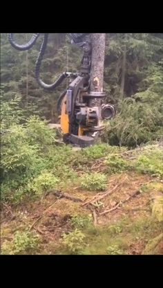 Techno Gadgets, New Technology Gadgets, Futuristic Technology, Cool New Gadgets, Wow Video, Tree Planting, Construction Tools, Kubota, Cool Inventions
