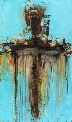 Cross by Michel Keck