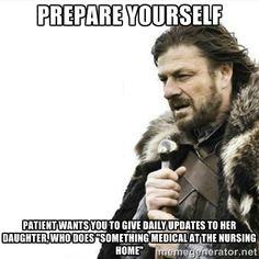Enjoy a complete collection of original nurse humor memes!