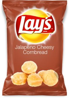 Would you eat Jalapeno Cheesy Cornbread flavored @LAYS ? #Vote for me