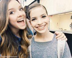 Kaylee: Hanging with the sis, Brynklie. :)