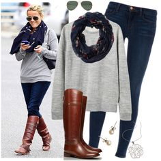 Fall Fashion 2013 | Celeb Style: Reese | Fashionista Trends