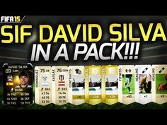 OMFG SIF DAVID SILVA IN A PACK AND 4 INFORMS!!! HUGE FIFA 15 TOTW #15 PACK OPENING!