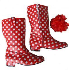 Spanish boots