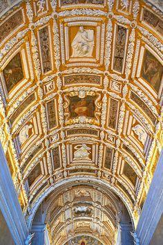 Venice Italy Venetian Palazzo Interiors | ... : Interior stairs of The Doge's Palace, Palazzo Ducale, Venice Italy