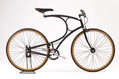 Zwart_op_Wit - Van Hulsteijn bicycle