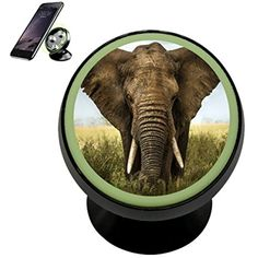 Sweetveld Elephish Elephant Vehicle Phone Mount Magnetic Phone Car Bracket Holder Noctilucent Mobile Rotating Universal Cell Phone iPhone Kit Gadget ** Check out the image by visiting the link. (This is an affiliate link) Phone Mount, Car Accessories, Magnets, Vehicle, Image Link, Elephant, Kit, Iphone, Check