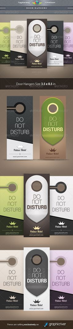 Get Beautiful Door Hangers Printing With DieCut And Custom