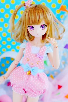 Kawaii, Anime, Doll, BJD, Smart Doll, Ball-Jointed, Dollfie Dream