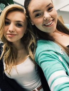 Are Peyton List & Miranda May Actually Best Friends? - M Magazine