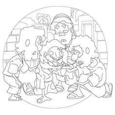 Stephen- ABDA ACTS Arts and Publishing coloring page