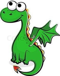 Funny Dragon, Cartoon Dragon, Funny Images Gallery, Funny Pictures, Dragon Birthday Parties, Dragon Sketch, Simple Cartoon, Dragon Pictures, Beautiful Dragon