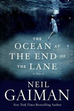 Cover Reveal: The Ocean at the End of the Lane by Neil Gaiman. Coming 6/18/13