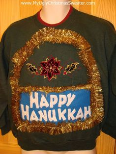 Just in case you thought bad sweaters were only for Christmas...