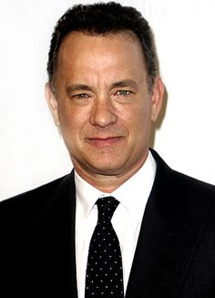 "Tom Hanks...loved him in ""Forrest Gump"", ""The Terminal"", and ""Castaway"""