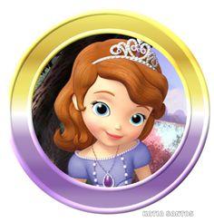 pegatinas de la princesita sofia - Google Search