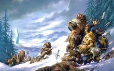 FORGOTTEN REALMS Dungeons Dragons fantasy board rpg
