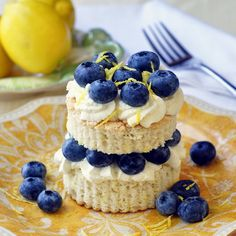 Lemon Berry Angel Food Shortcake - Rock Recipes -The Best Food  Photos from my St. John's, Newfoundland Kitchen.