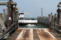 Get in drive gear?: North Fork Ferry (Shelter Island/NY)