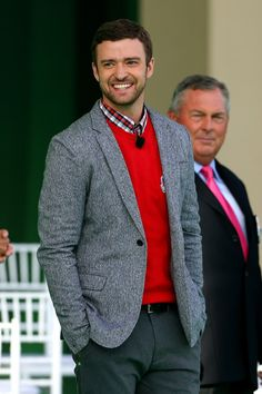 Justin Timberlake Photos - 39th Ryder Cup Opening Ceremony - Zimbio