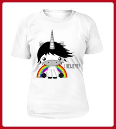 Happy Unicorn - Einhorn shirts (*Partner-Link)