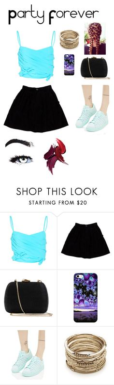 """""""Party Forever"""" by lauraud on Polyvore featuring moda, Emilio Pucci, Opening Ceremony, Serpui y Sole Society"""