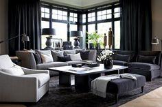 Leopold sofa m/nagler