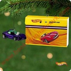 2001 Hot Wheels, Silhouette and Case