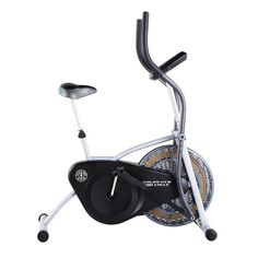 Gold's Gym Air Cycle Exercise Bike, Multicolor