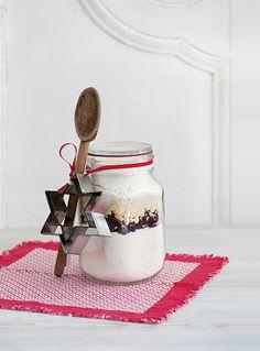 Weihnachtsplätzchen-Kit - Geschenke aus der Küche - amicella