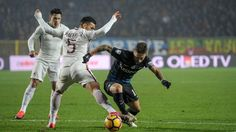 Leandro Paredes had a night to forget as he conceded the decisive penalty as Roma lost to Atalanta.
