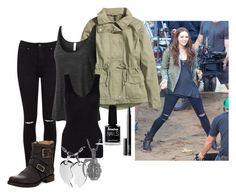 Inspired by the outfit worn by Wanda Maximoff (played by Elizabeth Olsen) in Captain America: Civil War Punk Outfits, Winter Outfits, Casual Outfits, Fashion Outfits, Fashion Shoes, Zooey Deschanel, Marvel Inspired Outfits, Taylor Swift, Chicago Outfit