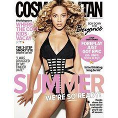Beyoncé Covers Cosmopolitan Australia November 2014
