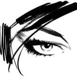Creative Desenhos, Sketches, Woman, Eye, and Jpg image ideas & inspiration on Designspiration Cool Drawings, Drawing Sketches, Drawing Eyes, Drawing Stuff, Drawing Board, Fine Art Photo, Photo Art, Sketch Painting, Watercolor Paintings