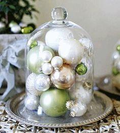 7x inspiratie voor overgebleven kerstballen - Roomed | roomed.nl
