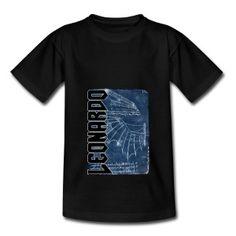 leonardo´s flight glider T-Shirt   Blog der Ideen - der etwas andere Shop