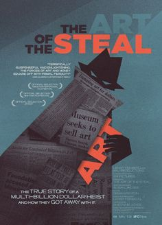 Underrated Movie #328 ~ The Art of the Steal ~ A gripping tale of intrigue and mystery in the art world, this excellent overlooked documentary traces the history of the Barnes collection of Post-Impressionist paintings. A thrilling whodunit abo…