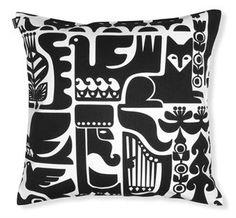 Piristä kotiasi, esimerkiksi sohvannurkkaa, makuuhuonetta tai lastenhuonetta, helposti Marimekon ihanilla tyynynpäällisillä, jotka ovat saatavissa lukuisilla kuvioilla ja monissa eri väreissä!