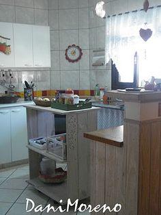 ilha da cozinha