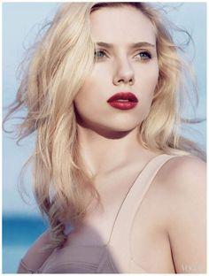 Scarlett Johansson: her deep speaking voice, singing skills, and va-va-voom fair curves remind me of cinnamon apple pie with bourbon-infused whip cream on top.
