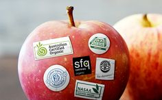 ORGANIC CERTIFICATION 101 – What do think of when you see the word 'ORGANIC' on a product label? Does it conjure up images of spray-free farming, chickens roaming in lush pastures and muddy farmers boots? No? Just me then!  We all have a different idea of what 'organic' means, so how can we be sure that the organic products we buy have been produced using best-practice organic methods? Product Label, The Conjuring, Farmers, Certificate, Lush, Organic, Apple, Canning, Fruit