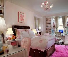 Great Room For A Young Lady U0026lt;3 Dream Rooms, Dream Bedroom, Pretty