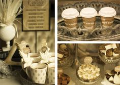 The Bridal Solution: TBS Inspiration: Hot Cocoa Bar