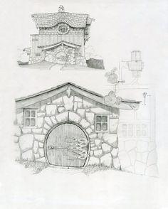 Warden House by SirInkman.deviantart.com on @DeviantArt