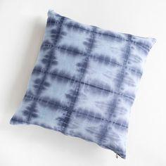 Shibori Floor Pillow